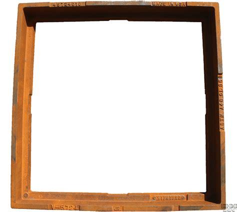 24x24 frame vfg 24x24 frame bass hays foundry inc
