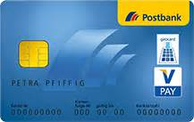 post bank kredit postbank giro start direkt mit prepaid kreditkarte