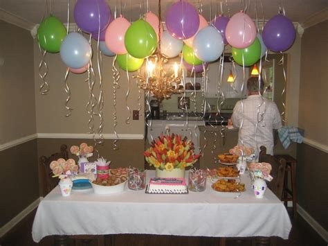 balloons hanging from ceiling party ideas pinterest