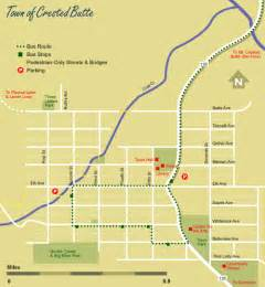 crested butte area maps realty