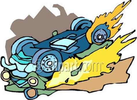 wrecked car clipart wrecked cars clip art 28