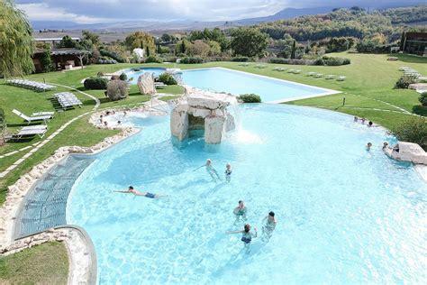 Adler Resort Bagno Vignoni by Una Gita Alle Terme Di Bagno Vignoni All Adler Resort Spa