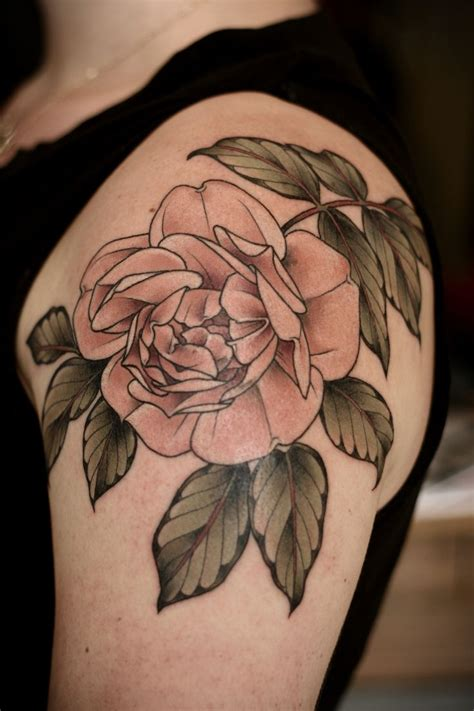 pretty rose tattoo pretty for cici thanks you had a safe and