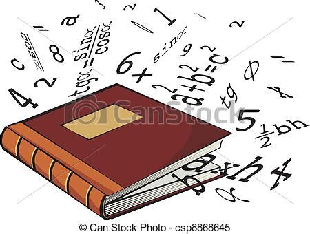 imagenes de matematicas en caricatura vecteur clipart de 233 cole manuel nombres et