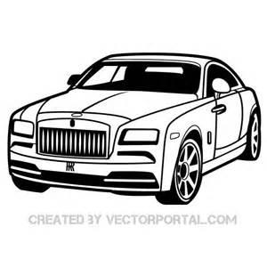 Rolls Royce Vector Logo Rolls Royce Car Vector Graphics At Vectorportal