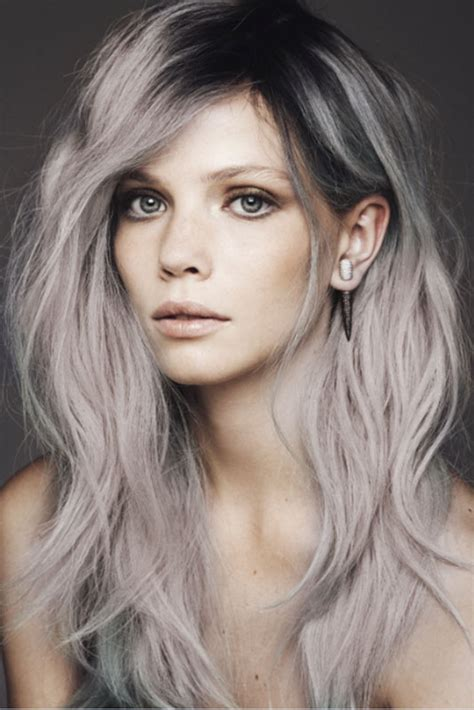 hair color for grey gray hair color