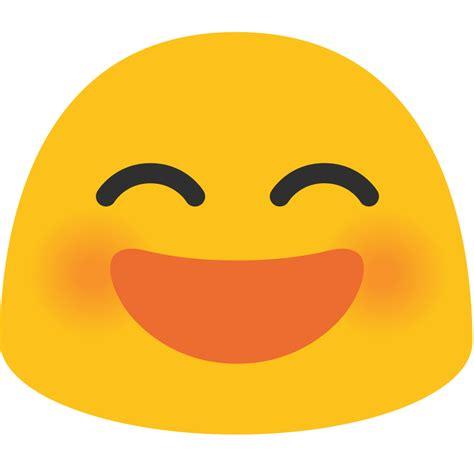emoji videos file emoji u1f604 svg wikimedia commons