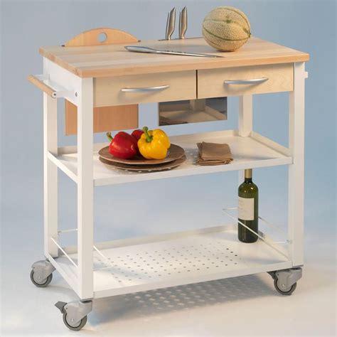 carrelli da cucina ikea carrello da cucina professionale chef telaio bianco con