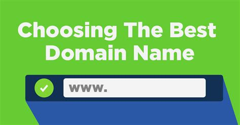 best domain how to choose the best website domain name search engine