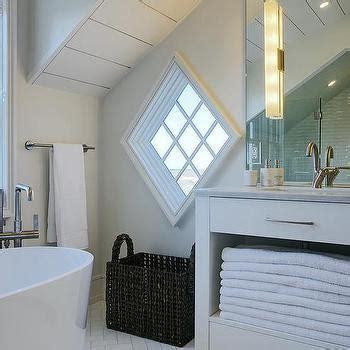 cottage attic bathroom cottage bathroom bhg