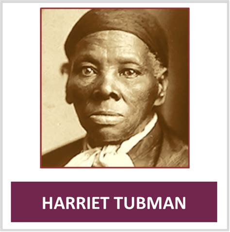 short biography harriet tubman content of character series