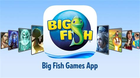 get the big fish games app easily find all the best big fish games app youtube