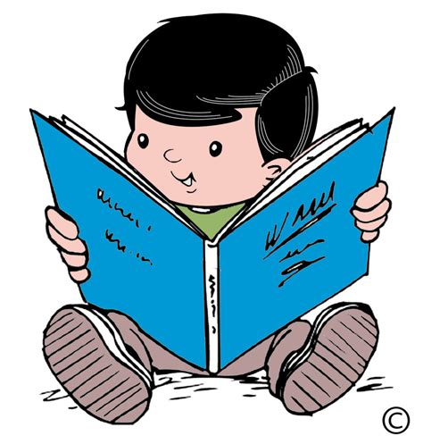 read clipart student reading clipart clipartion
