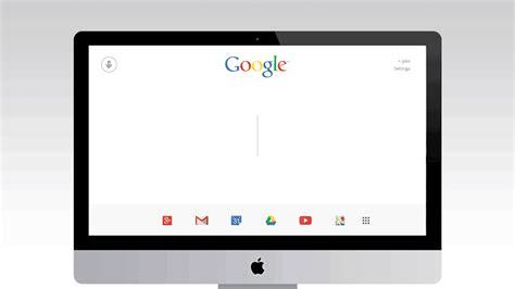 google design fast company a bold google homepage for the modern era