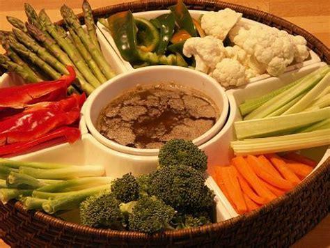 piatto tipico piemontese bagna cauda your food advisor bagna cauda piemontese
