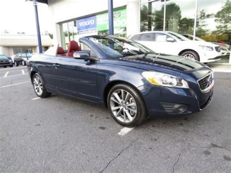 buy   volvo  convertible power hardtopleather seatskeyless entry  columbia south