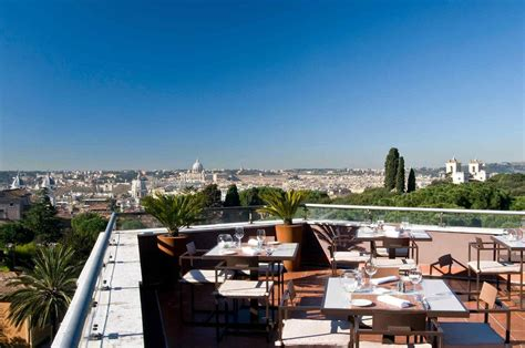 roof top bar rome rome s most stunning rooftop hotels room5