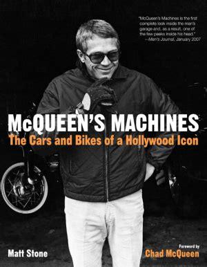 machine the untouchables mc books book review mcqueen s machines auto trends magazine