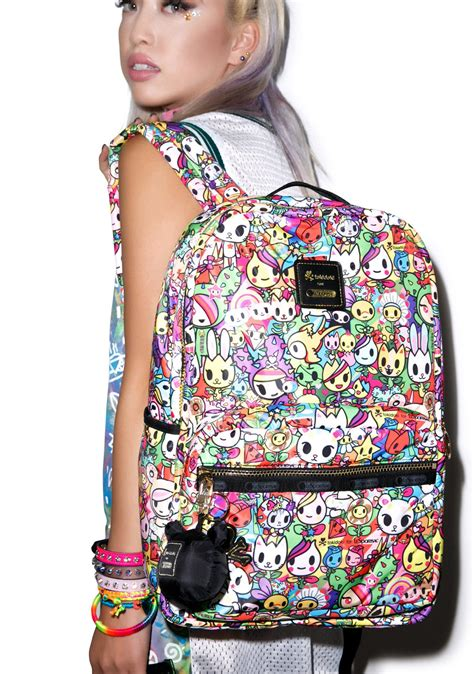 Your Jumpsuit Uiuq tokidoki urbana backpack dolls kill