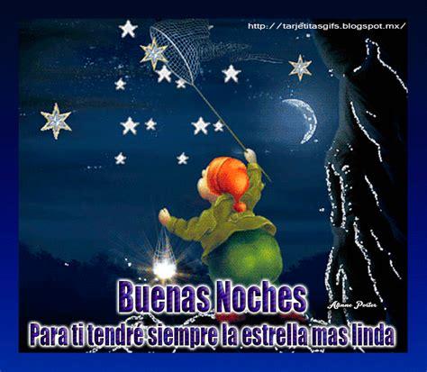 imagenes de buenas noches que duermas bien tarjetitas en gifs linda noche feliz descanso