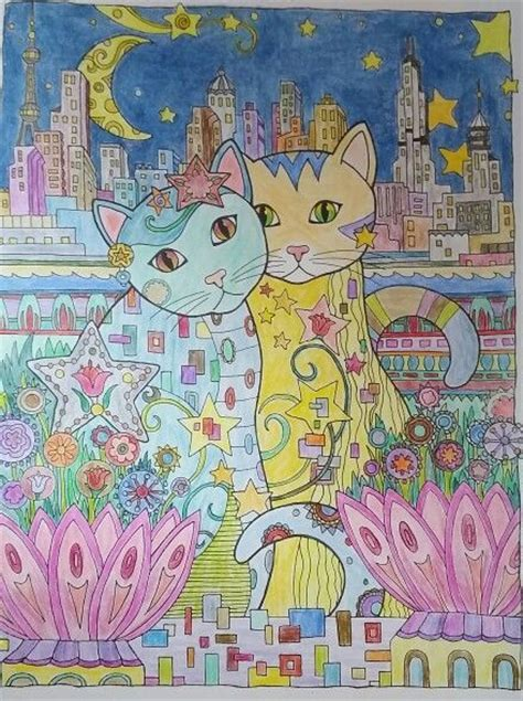 ultimate whimsy zany zen color me 3 books 4292 best cat and other stuff 3 images on