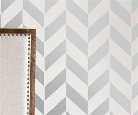 chevron template for walls wall stencil geometric arrow chevron zig zag by