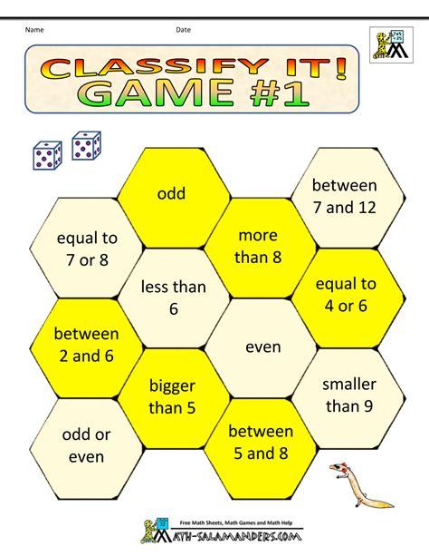 printable kindergarten math games worksheet math game worksheets grass fedjp worksheet
