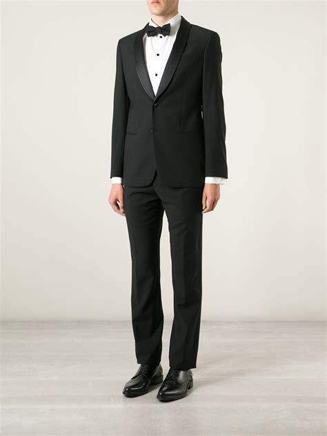 giorgio armani classic tuxedo in for men lyst