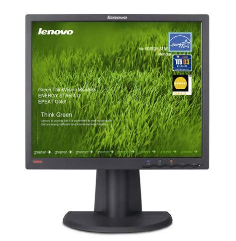 Monitor Lcd Lenovo lenovo 4431hb2 lenovo thinkvision l193p lcd monitor