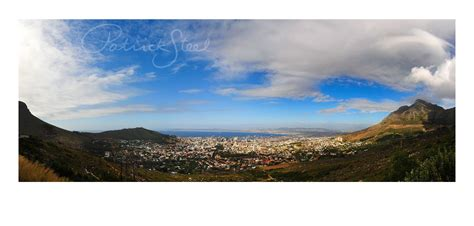 Landscape Cape Town Cape Town South Africa Ii Landscapes By Steel