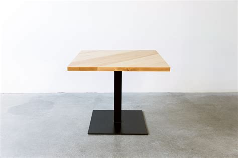 square to table square pedestal table