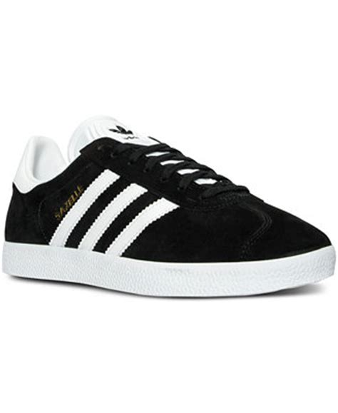adidas s gazelle casual sneakers from finish line finish line athletic sneakers shoes