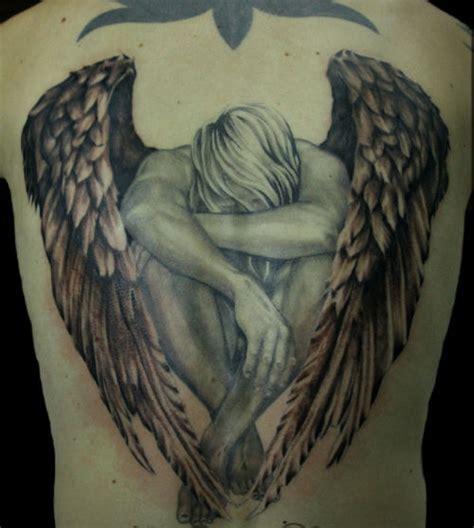 tattoo ali schiena uomo tatuaggi schiena uomo