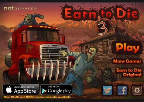 game earn to die 3 mod earn to die 3