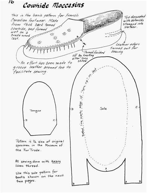 pattern simple form free moccasin pattern shoes shoes shoes pinterest
