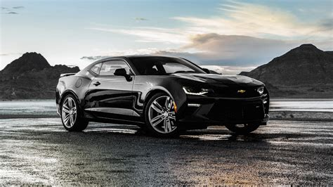 chevrolet camaro and black chevrolet camaro ss black hd cars 4k wallpapers images