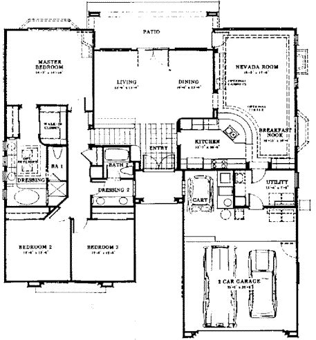 sun city summerlin floor plans sun city summerlin floor plans belmont