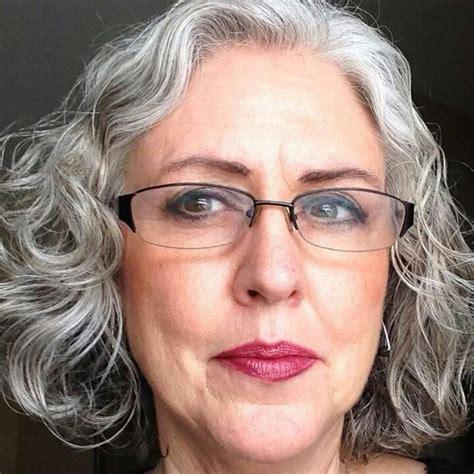 frames for grey hair 119 best glasses images on pinterest silver hair going