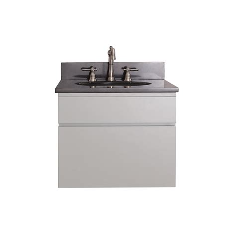 24 inch bathroom vanity and sink 24 inch single sink bathroom vanity in chilled gray finish