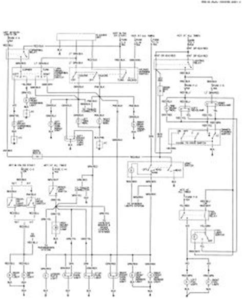 isuzu bighorn 4jg2 wiring diagram cars and motorcycles