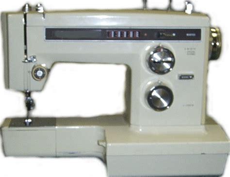 Sears Kenmore Sewing Machine Model 158 Manual Machine