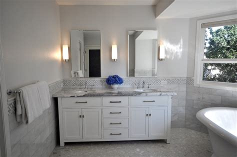 White Bathroom Vanity Ideas by 20 Functional Stylish Bathroom Tile Ideas
