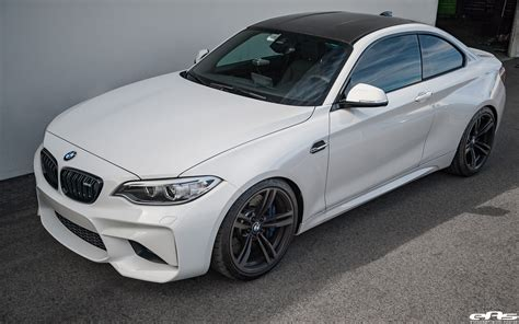 Bmw Alpine White by A Clean Alpine White Bmw M2 By European Auto Source