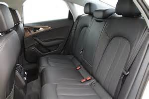 2014 audi a6 tdi back seats photo 13