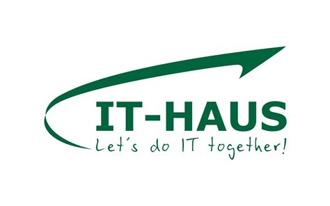 haus logo it haus gmbh komplettes it lifecycle management aus