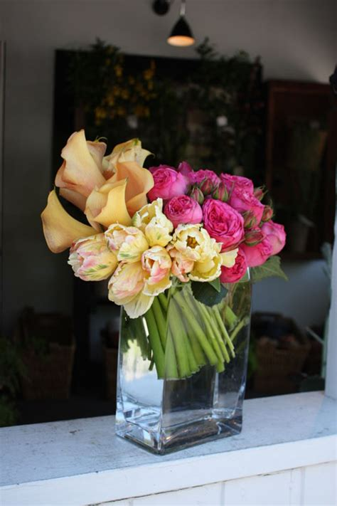 Tulip Artificial By Elie Gallery tulips flirty fleurs the florist inspiration for