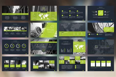 best design digital powerpoint templates professional