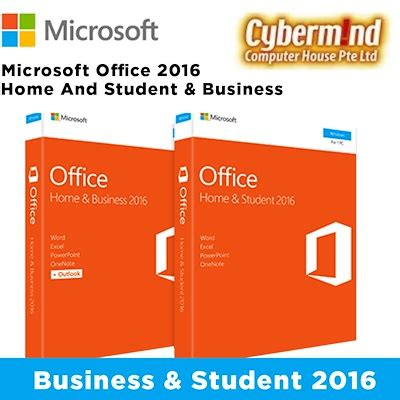office home and business 2016 qoo10 microsoft office 2016 home and student home and