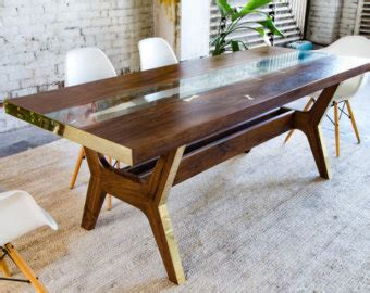 Reclaimed Dining Room Table Modern Dining Table Glass Dining Table Reclaimed Table Live