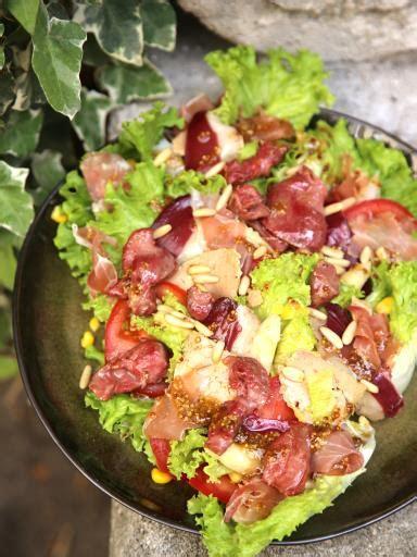 recette de cuisine marmiton entr馥 froide salade landaise la vraie recette de salade landaise